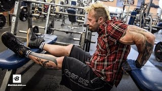 Biceps and Triceps Workout | Day 45 | Kris Gethin's 8-Week Hardcore Training Program by Bodybuilding.com