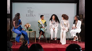The Talks at NYFW: The Evolving Standard of Beauty