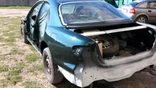 Покраска авто.Могилев.Mazda Xedos.часть 2