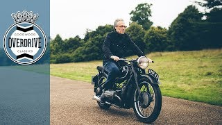 The Prodigal Bike: Freddie March's BMW R5