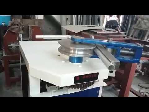 Round Pipe Bending Machine