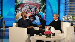 Kobe Bryant Wants His Own Starting Lineup of Kids