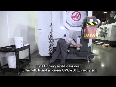 Machine Tool Coolant: Topping Up a Low Concentration
