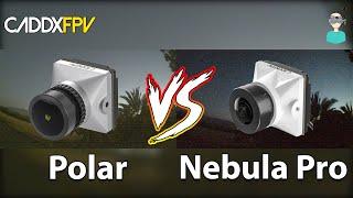Caddx Polar Vs. Nebula Pro - Side By Side Comparison (Watch In 4k)