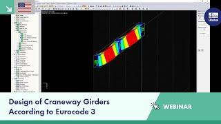 CRANEWAY: Craneway Girder Design acc  to Eurocode 3 | Dlubal