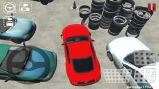 Mustang GT Car Parking Simulator - [ Парковка Авто - Car Parking 3D ]
