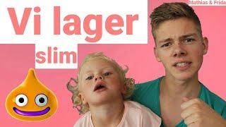 VI LAGER SLIM! | Mathias & Frida