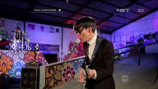 Gambar cover The Changcuters - Pria Idaman (Live at Music Everywhere) * *