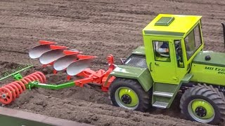 RC Tractors Working Hard! EPIC R/C Machines In ACTION!