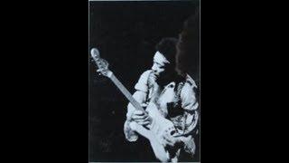 Jimi Hendrix- St. Paul Civic Center, St. Paul, Minnesota 5/3/70