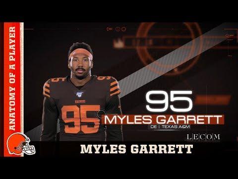 Myles Garrett | Anatomy of a Player | Browns Countdown
