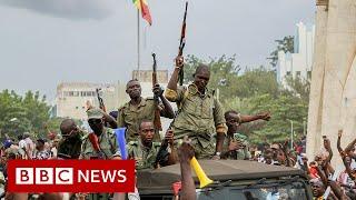 Prezydent i premier Mali aresztowany przez zbuntowanych żołnierzy w rzekomej próbie zamachu stanu – BBC News