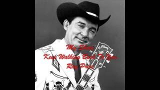 Ray Price   -   My Shoes Keep Walking Back To You  ( w / lyrics )