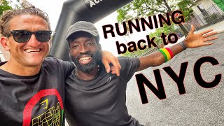 Running Back to NEW YORK CITY thumbnail