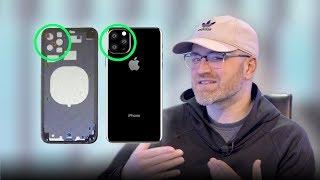 iPhone 11 Leak Exposes Design Change thumbnail
