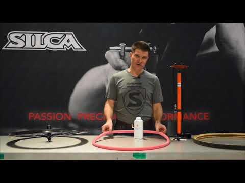 SILCA Latex Tube Installation
