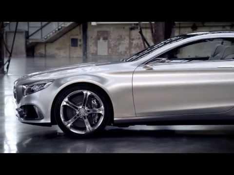 Mercedes Benz  S Class Coupe Купе класса A - рекламное видео 2