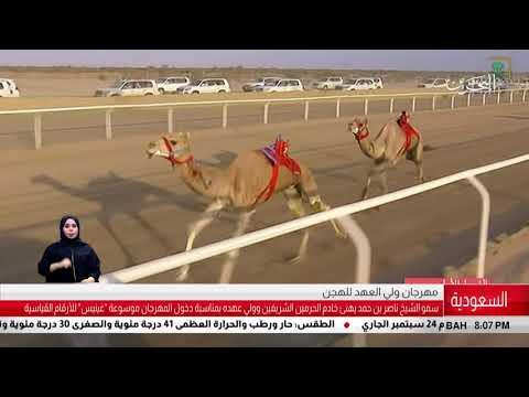 البحرين مركز الأخبار سمو الشيخ ناصر بن حمد يهنئ خادم الحرمين الشريفين وولي عهده 22 09 2018