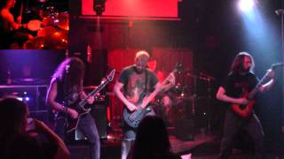 Abyssal - Volatile Mental Corrosion - Gasthaus oct 18th 2014