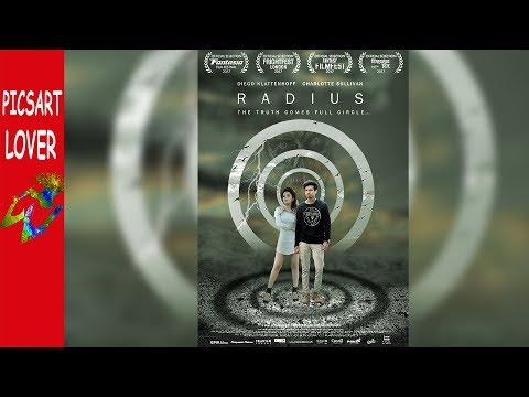 PICSART MOVIE POSTER | RADIUS MOVIE POSTER | EASY MOVIE POSTER EDITING IN PICSART |