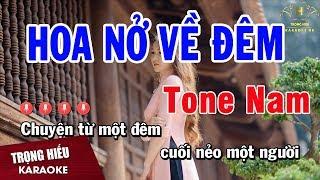 karaoke-hoa-no-ve-dem-tone-nam-nhac-song-trong-hieu