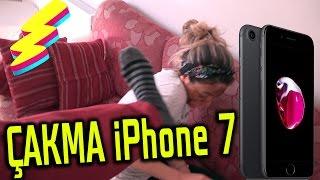 Seda'ya iPhone 7 Aldım! Çakma iPhone 7 Kız Kardeş Testi