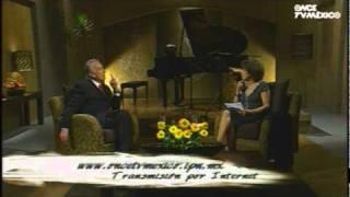 Conversando con Cristina Pacheco - Francisco Núñez Montes
