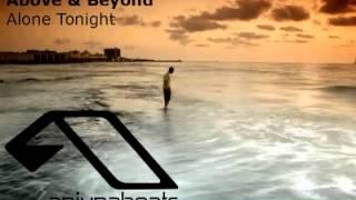 Above & Beyond Feat. Richard Bedford - Alone Tonight (Album)