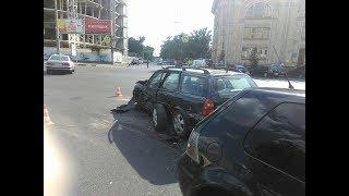Авария по проспекту Гагарина
