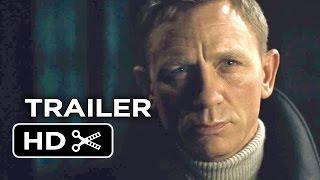 Джеймс Бонд Агент 007, Spectre Official Teaser Trailer #1 (2015) - Daniel Craig