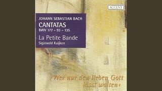 Ich ruf zu dir, Herr Jesu Christ, BWV 177: Aria: Ich bitt noch mehr, o Herre Gott (Alto)