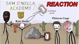 INVINCIBILITY CHEAT:ON! IMPROBABLE TALES OF SURVIVAL SAM ONELLA REACTION!