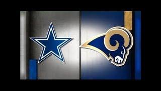 Cowboys stomp Rams - Full Game - 09/22/2013
