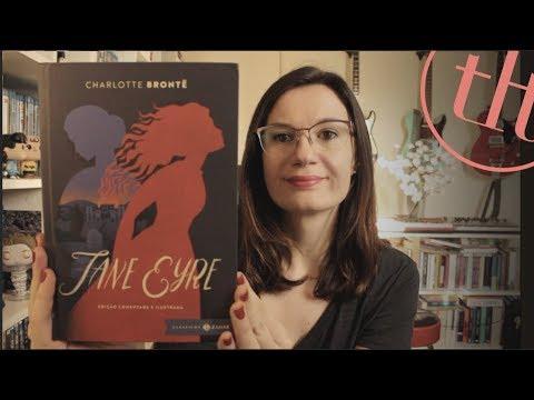 Jane Eyre (Charlote Brontë) | Tatiana Feltrin