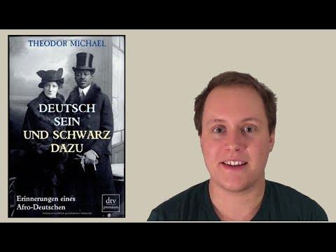 Gelesen: Deutsch sein und Schwarz dazu von Theodor Michael