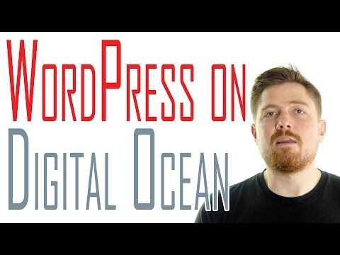 Setting up WordPress on a Digital Ocean web server | Part 2: Building a web presence