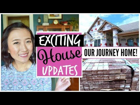 BUILDING OUR DREAM HOME | Our Journey Home EP. 4