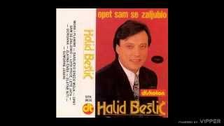 Halid Beslic - Sarajevo grade moj - (Audio 1990)