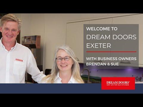 Exeter Kitchen Showroom video
