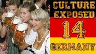 German parties and girls greeting with a kiss? - Culture Exposed Episode 14