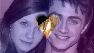 Bonny Wright - Бонни Райт, Harry Potter & Ginny Weasley - Love Story