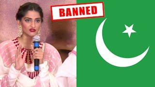 Sonam Kapoor's SHOCKING Comment On NEERJA Banned In PAKISTAN