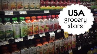 Цены в продуктовом магазине в США Жизнь в Америке