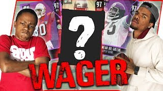 BIG TIME WAGER ON THE LINE! SOMEONE HAS TO BE CLUTCH! - MUT Wars Season 2 Ep.42