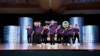THE PEEPZ | SEMI FINALS | ADULT DIVISION  HHI 2018