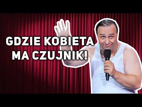 Grzegorz Halama - Gdzie kobieta ma czujnik!