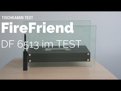 Ethanol Tischkamin Test: FireFriend DF 6513