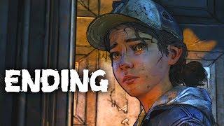 The Walking Dead Season 4 Episode 1 ENDING Gameplay Walkthrough Part 5 (Full Game) FINAL SEASON