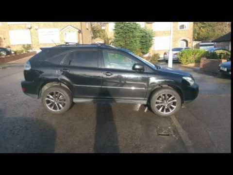 Transformation of Lexus RX400h with 19