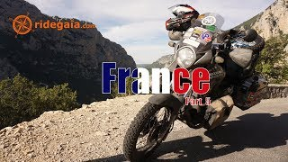 Ep 94 - France (part 5) - Motorcycle Trip Around Europe